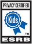 ESRB Privacy Certified Logo